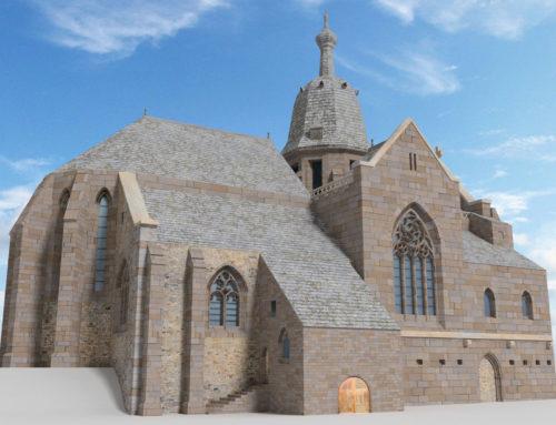 Saint-Sever 3D – Parcours de visite augmenté