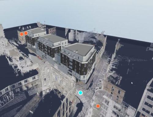 Nuage de point & Réalité Virtuelle